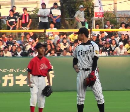 ガッツだぜ!! 保栄茂少年野球 ~勝利への道~:プロ野球 阪神vs ...