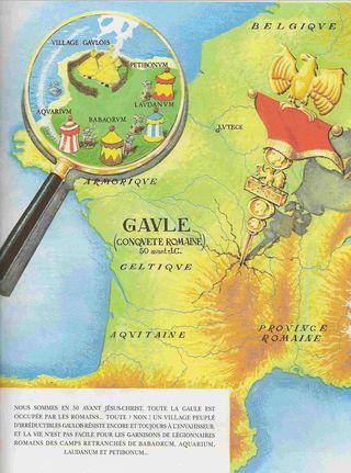 フランス語をフランス漫画で! その1 Astérix le gauloisひつじフランス語教室