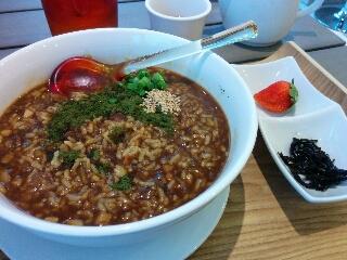 蓮華粥☆沖縄粥料理店